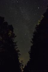 Majestic sky (LASCAR35) Tags: 1740 5dmkiii aurora canada canon latuque mauricie night nightphotography quebec shootingstar sky starphotography stars