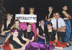 1992-arabians (City of Davis Media Services) Tags: 1992 nutcracker