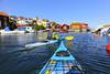 Paddling genom Grundsund (Anders Sellin) Tags: 2016 friends grundsund sverige sweden vã¤stkusten westcoast autumn kayaking ocean sea sport water watersport västkusten vatten kajak orust höst rökeri