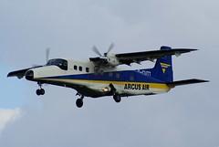 Dornier Do 228 ~ D-CUTT  Arcus Air (Aero.passion DBC-1) Tags: dbc1 aeropassion david biscove aviation avion aircraft plane spotting lbg bourget dornier do 228 ~ dcutt arcus air