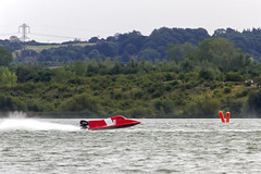 IMG_7542 (Roger Brown (General)) Tags: stewartby powerboat racing club stage for 2016 uim f2 f4 gt15 european championships high octane boating bonanza top racers from across europebedfordshire village battle 3 championship crowns over two day competition 24th september roger brown canon 7d speed boat inland lake