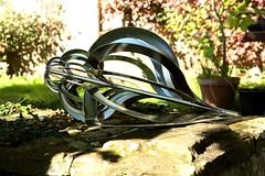 Shell (elhawk) Tags: wyndcliffecourt sculpturegarden sculpture shell