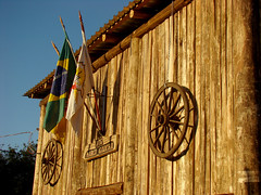 Acampamento Farroupilha (Gijlmar) Tags: brasil brazil brasilien brsil brasile brazili portoalegre  riograndedosul amricadosul amricadelsur southamerica amriquedusud acampamentofarroupilha flag