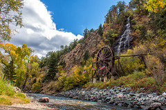 September 24, 2016 - The Charlie Talyer Watersheel in Idaho Springs. (Tony's Takes)