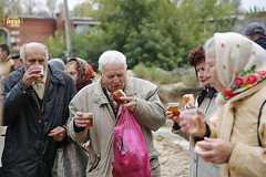 47. Престольный праздник в Святогорске 30.09.2016