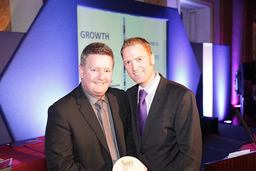 Growth Award sponsored by Oval Insurance