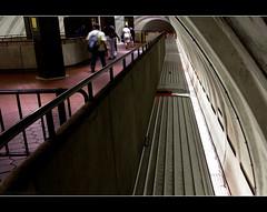 Gleaming Metal Tube (DugJAX) Tags: md maryland bethesda ef1740mmf4lusm bethesdametrocenter canonrebelt2i