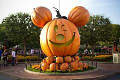 Disneyland at Halloween (HarshLight) Tags: california travel halloween disneyland anaheim