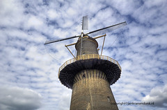 """Dutch Windmill • <a style=""""font-size:0.8em;"""" href=""""http://www.flickr.com/photos/45090765@N05/8086968935/"""" target=""""_blank"""">View on Flickr</a>"""