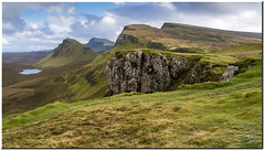 The Quiraing (Maria-H) Tags: uk scotland unitedkingdom panasonic explore landslip staffin quiraing gh2 14140 dmcgh2