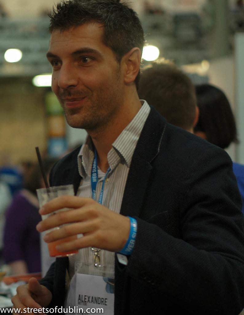 Cocktails: Web Summit 2012 In Dublin (Ireland)