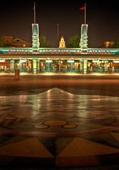 "California Adventure Entrance • <a style=""font-size:0.8em;"" href=""http://www.flickr.com/photos/85864407@N08/8106228420/"" target=""_blank"">View on Flickr</a>"