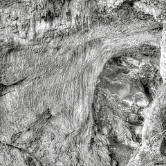 Tonto Natural Bridge (kevin dooley) Tags: bridge arizona bw southwest forest us blackwhite unitedstates desert natural az monotone naturalbridge nationalforest national tonto hdr highdynamicrange tontonaturalbridge tontonationalforest photomatix me2youphotographylevel1