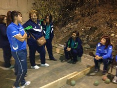 Liga Canaria de Bola Femenina 2012