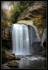 Looking Glass Falls (bill.lepere) Tags: autumn water waterfall rocks northcarolina lookingglass brevard novaphoto blepere