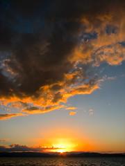 lake.champlain • sunset (origamidon) Tags: sunset usa clouds burlington vermont waterfront vt lakechamplain adirondackmountains nne greenmountainstate northshoredrive chittendencounty 05408 newnorthend origamidon donshall 6thgreatlake burlingtonvermontusa publicwaterfront