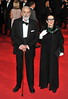 Sir Christopher Lee and guest Royal World Premiere of Skyfall held at the Royal Albert Hall - London, England
