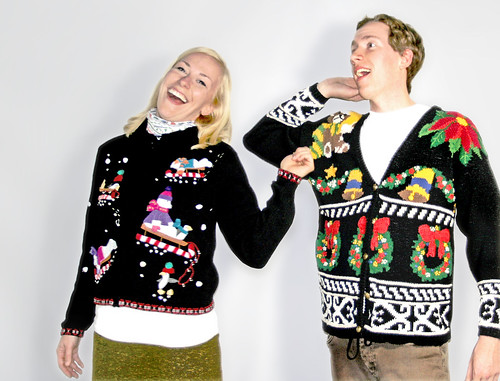 ugly christmas sweaters 2012