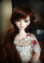 dith (Lynaxchan) Tags: photo doll random bjd dollfie msd irin dith littleharmony littlemonica