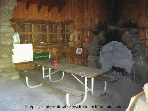 Photo - Inside the Green Mountain Lodge
