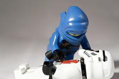 "#300/366 (bobsfever) Tags: toys star nikon funny with mini clones stormtrooper figures challenge ""mini wars"" toys"" ""bad ""robert set"" ""fun ass"" ""star ""plastic ""funny ""lego figures"" d3100 3662012 stormtrooper"" mcgoldrick"" bobsfever"