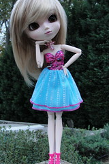 Hoshi - Pullip Blanche (☆Kagayaku Hoshi☆) Tags: doll princess pullip custom blanche hoshi
