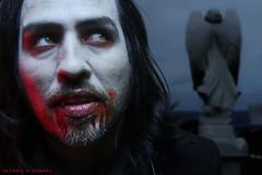 Vampyr (AntonioDGamboa) Tags: vampire nosferatu halloweencostume dracula fangs vampyr vampirecostume vampiremakeup vampirephotography antoniodgamboa
