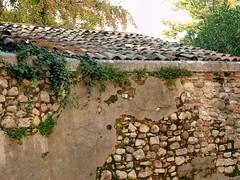lake Garda 7th oct 045 copy (saxonfenken) Tags: lakegarda7thoct wall lazise tiles stone old pregamesweepwinner twothumbsup gamewinner bigmomma thechallengefactory 6943house 6943 perpetual