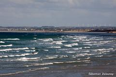 La Torche (Sébastien Delaunay) Tags: beach brittany surf bretagne spot torch 29 peninsula plage baie latorche presquile audierne finstere finstère surfingspot audiernebay