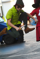 Soundsational - Peter Pan (ciltancil) Tags: disneyland peterpan disney parade disneylandresort soundsational mickeyssoundsationalparade soundsationalparade peterpansneverlandbuccaneerblast