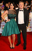 Tulisa Contostavlos, Louis Walsh The Daily Mirror Pride of Britain Awards 2012 London