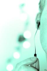 #304 Listen 2 Music (flickranet) Tags: portrait music selfportrait set canon iso100 head flash 28mm tripod headset ohr ear musik f18 cushion phones headphone listen earplug inear kopfhörer speedlite 1250s musikhören hören 60d canonef28mmf18usm canon60d canonef28mm118 canoneos60d canonspeedlite430exii speedlite430exii canonef28mm118usm listen2music speedliteexii earcushion flickranet turnonmusic