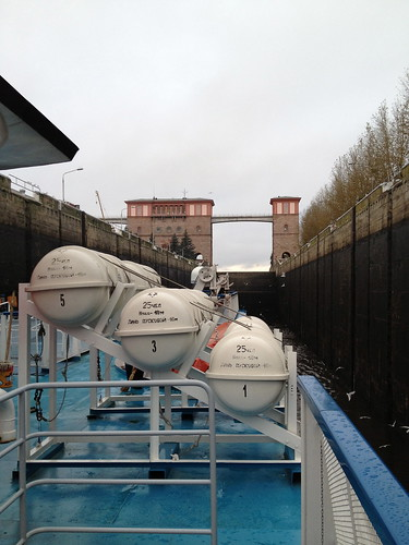 Rybinsk Lock