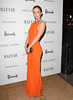 Emily Blunt Harper's Bazaar Women of the Year 2012 held at Claridges - Arrivals London