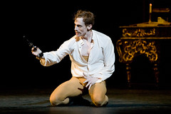 Edward Watson on playing a very different sort of balletic prince in Mayerling