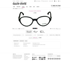 Dazzle Shield Product Page