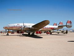 TWA     Lockheed L-049 Constellation       N90831 (Flame1958) Tags: arizona usa museum pima connie lockheed 2009 twa constellation airmuseum 0809 lockheedconstellation pimamuseum transworldairlines n90831 l049 080809 starofswitzerland 4294549