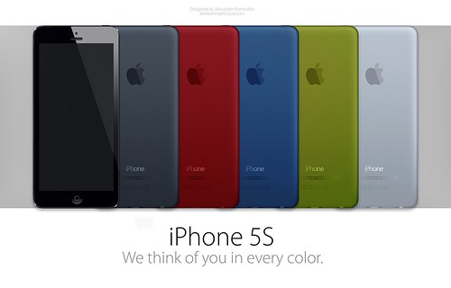 iPhone 5S (Advertisement)