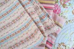 Blankets & Quilts (such pretty things) Tags: flowers floral colorful stripes fair quilts blankets cath isle kidston