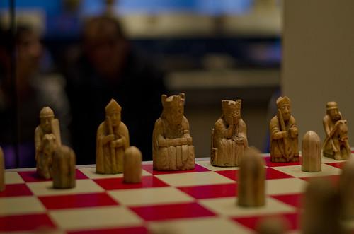The Lewis Chessmen ©  Still ePsiLoN