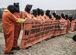 Witness Against Torture: Banner