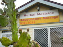 Acupuncture Pear, Maroubra