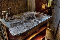 Memories of Furhouse (Martyn.Smith.) Tags: urban flickr image desk decay exploring derelict urbex talkurbex abandonedmanorhouse furhousemanor bullmanor deadpoetshouse oldradiotimes furhousemusicroom