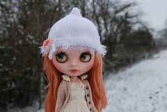 A sprinkling of snow!!!