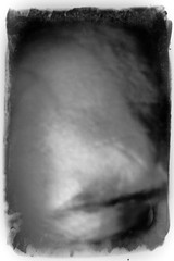 Pinhole with camera cap (Nicolas P. Tschopp) Tags: bw blackwhite digitalpinhole pinhole contrast stronglight proximity close closeup intimacy egocentric teeth tooth jaws tongue selfportrait autoportrait enamel biting chewing organic body parts disgusting horror senses head flash morbid sick disturbing unpleasant nuts insane foolish mouth lips cavity opening concave borderline ugly freak strange abnormal wild irrational extreme mentalillness emotion unusual bizarre nicosia kamakli cyprus