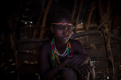 portrait of a girl tribe dassanech(galeb) inside the hut (anthony pappone photography) Tags: africa travel portrait people woman girl digital canon pose photography photo eyes foto faces image expression retrato african picture culture hut portraiture afrika omovalley fotografia ethiopia tribe ritratto blackgirl necklaces reportage photograher collane afrique faccia omo eastafrica phototravel etiopia etnic 非洲 etnico capanna ethiopie turkana etiope etnia アフリカ galeb loweromovalley etnica etnologia afryka omorate etiopija 아프리카 dassanech etiopien etiópia africantribe африка etiopi dassanechtribe eos5dmarkii dasanach अफ्रीका lowervalleyoftheomo lowervalleyomo
