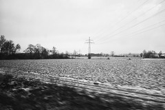 Train Impressions (m.a.r.c.i) Tags: trees winter white snow motion black train germany fujifilm fujinon marci badenwrttemberg xe1 xf18mmf2