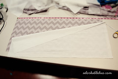 Lovie & Crib Skirt 021r (don{thao} photography) Tags: unitedstates ninja michigan crafts pregnancy sew grandrapids lovie logomark