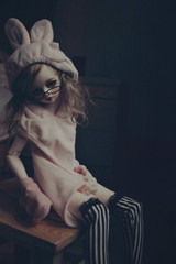 1234 (_Monsun_) Tags: cute girl doll vampire bjd dim dimdoll bellosse