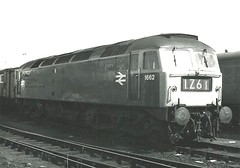 class 47 1662 47484isambardkingdombrunel